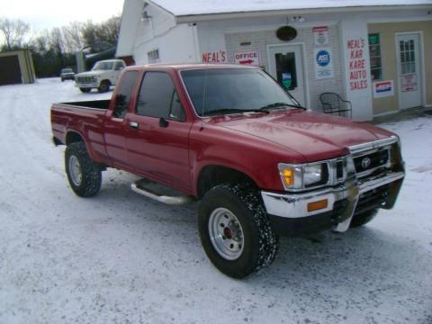 on Engine 1994 Toyota Pickup 3 0 Liter V6
