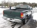 2001 Medium Green Pearl Metallic Chevrolet Silverado 1500 LS Extended Cab 4x4  photo #4