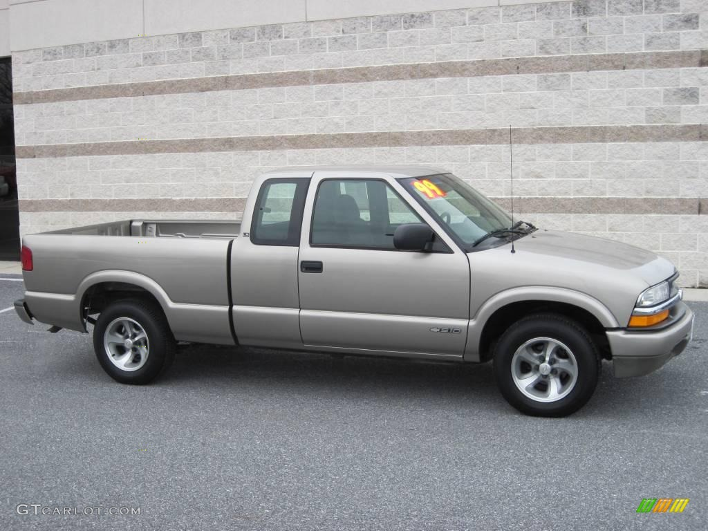 1999 S10 ls Extended Cab