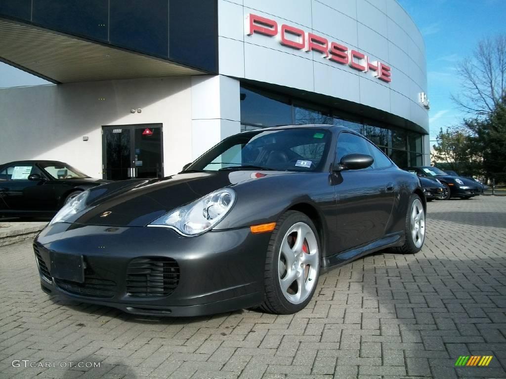 All Types 2003 911 : 2003 Slate Grey Metallic Porsche 911 Carrera 4S Coupe #24493687 ...