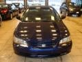 2002 Eternal Blue Pearl Honda Accord VP Sedan  photo #2