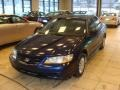 2002 Eternal Blue Pearl Honda Accord VP Sedan  photo #3