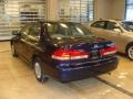 2002 Eternal Blue Pearl Honda Accord VP Sedan  photo #5