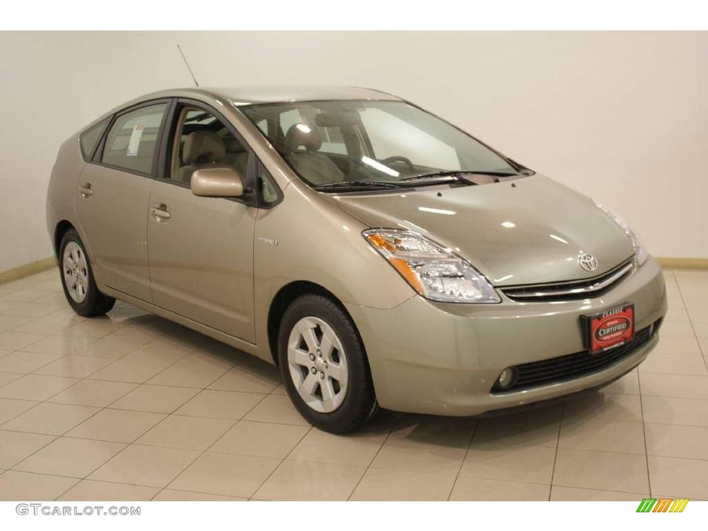 2007 driftwood pearl toyota prius hybrid 24493746 car color galleries. Black Bedroom Furniture Sets. Home Design Ideas