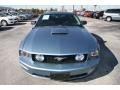 2007 Windveil Blue Metallic Ford Mustang GT Premium Coupe  photo #2