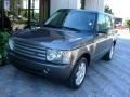 Bonatti Grey Metallic 2005 Land Rover Range Rover HSE