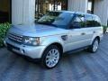 Zambezi Silver Metallic 2006 Land Rover Range Rover Sport Supercharged