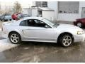 2001 Silver Metallic Ford Mustang Cobra Coupe  photo #4