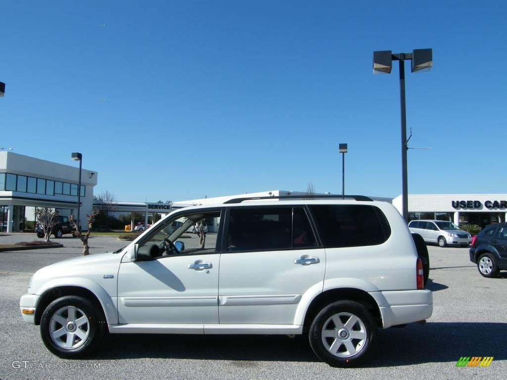 2003 white pearl suzuki xl7 touring 24588476 photo 2 gtcarlot com car color galleries gtcarlot com