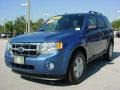 2009 Sport Blue Metallic Ford Escape XLT V6 4WD  photo #8
