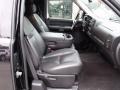 Black - Silverado 1500 LT Z71 Extended Cab Photo No. 12
