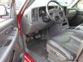 2006 Victory Red Chevrolet Silverado 1500 Z71 Crew Cab 4x4  photo #11