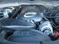 2002 Light Pewter Metallic Chevrolet Silverado 1500 LS Extended Cab 4x4  photo #21