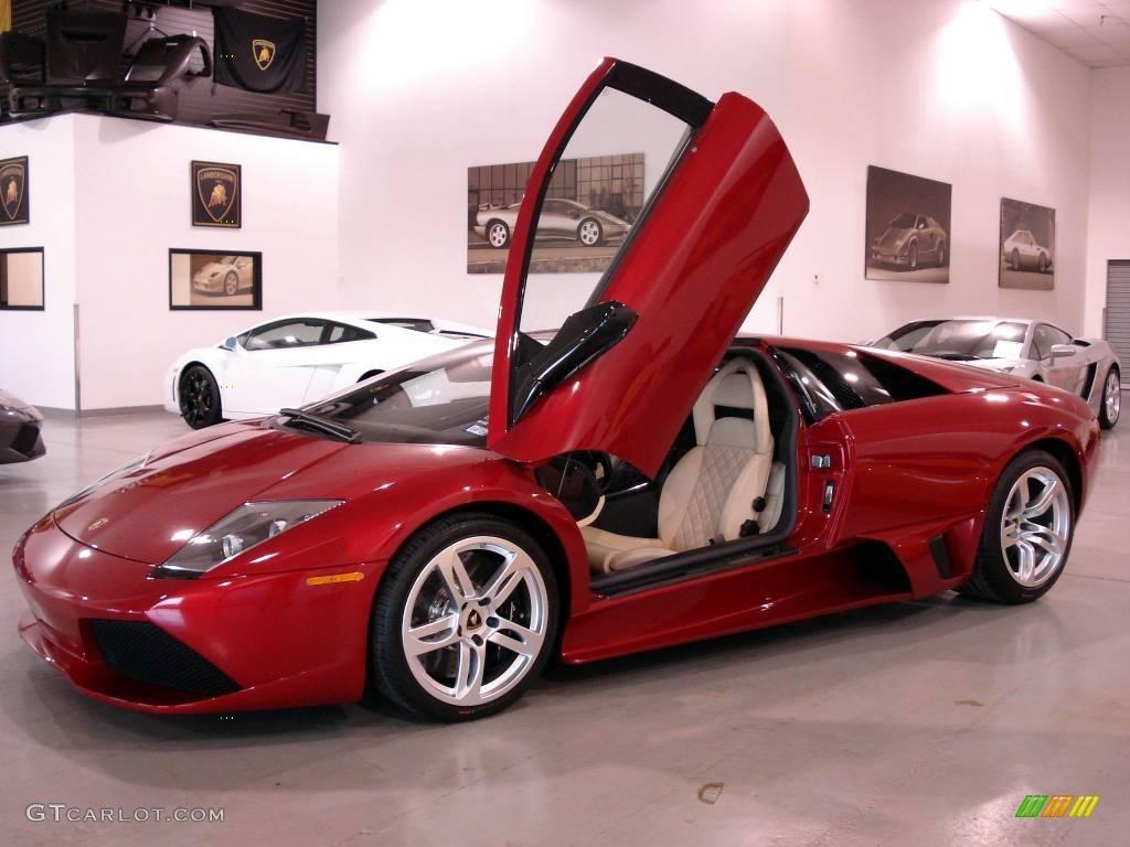 Lamborghini Murcielago Lp640 Red | www.pixshark.com ...