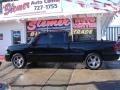Black 2005 Chevrolet Silverado 1500 SS Extended Cab 4x4