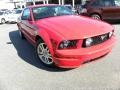 Torch Red 2006 Ford Mustang Gallery