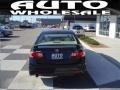 2009 Crystal Black Pearl Acura TSX Sedan  photo #3