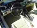 2009 Crystal Black Pearl Acura TSX Sedan  photo #9
