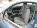 2007 Windveil Blue Metallic Ford Mustang V6 Premium Coupe  photo #13