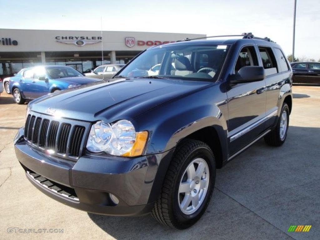 2010 modern blue pearl jeep grand cherokee laredo 4x4 - 2010 jeep grand cherokee interior ...