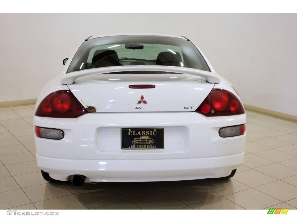 2000 northstar white mitsubishi eclipse gt coupe 24589437 photo 6 car color. Black Bedroom Furniture Sets. Home Design Ideas