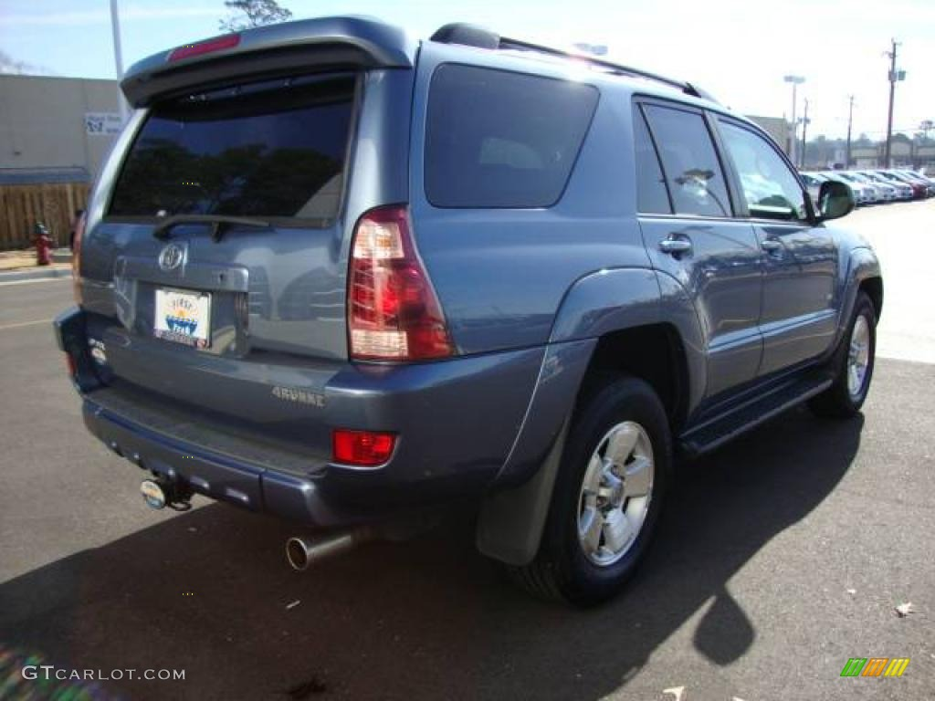2005 Pacific Blue Metallic Toyota 4runner Sr5 24753163 Photo 5 Car Color