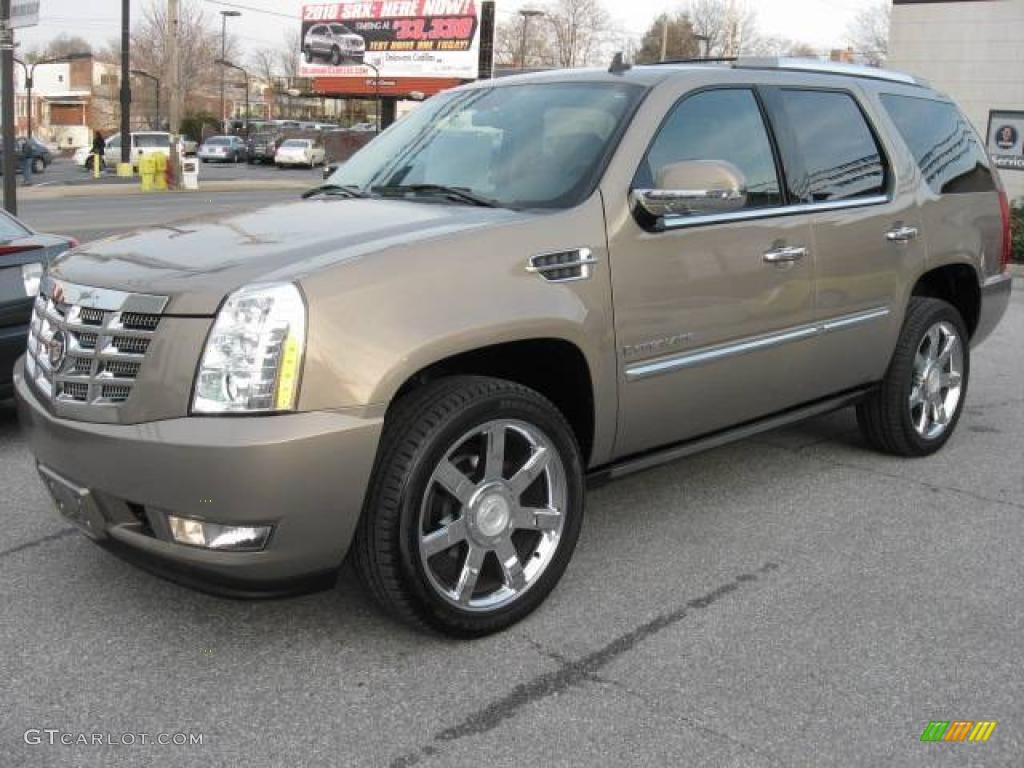 2007 radiant bronze cadillac escalade awd 24752989 car color galleries. Black Bedroom Furniture Sets. Home Design Ideas