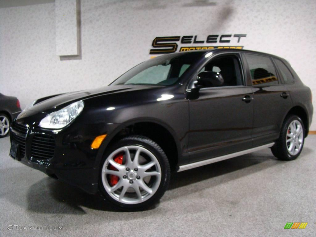 2006 dark sea blue porsche cayenne turbo s 24753206 car color galleries. Black Bedroom Furniture Sets. Home Design Ideas
