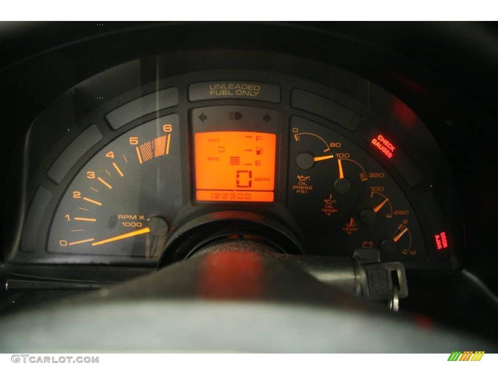 1991 Turquoise Metallic Chevrolet Corvette Coupe #24589711