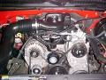 2005 Victory Red Chevrolet Silverado 1500 Extended Cab  photo #24
