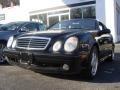 Black 1999 Mercedes-Benz CLK 430 Coupe