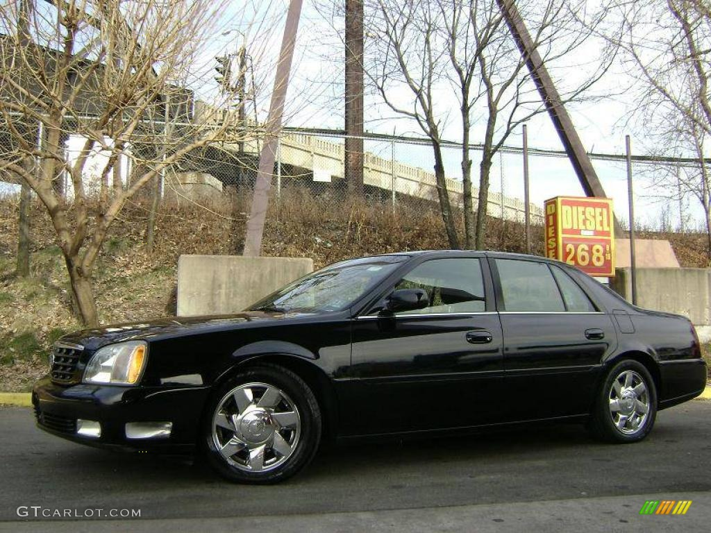 2002 sable black cadillac deville dts 24753450 car color ga. Cars Review. Best American Auto & Cars Review