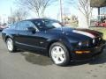 2007 Black Ford Mustang GT Premium Coupe  photo #5