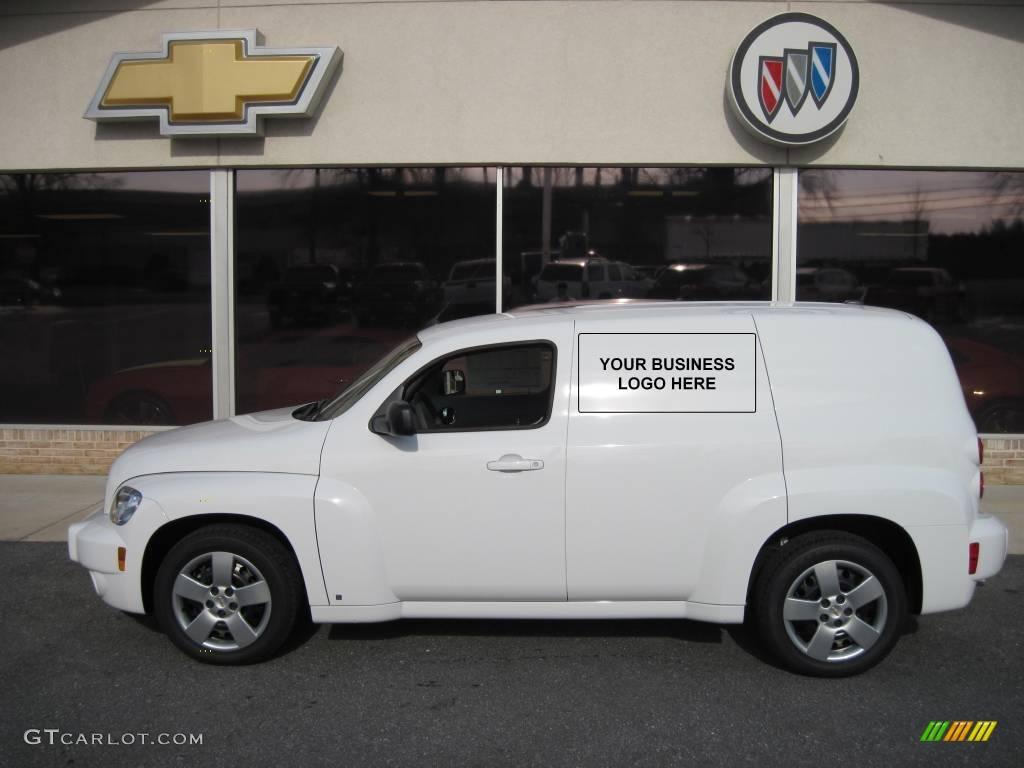 Arctic White Chevrolet Hhr Chevrolet Hhr Ls Panel