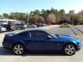 2007 Vista Blue Metallic Ford Mustang GT Premium Coupe  photo #9