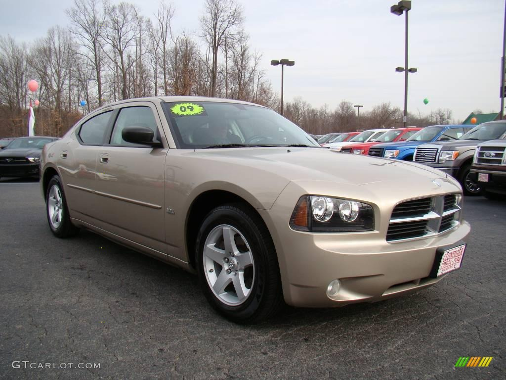 2009 light sandstone metallic dodge charger sxt 24874872. Black Bedroom Furniture Sets. Home Design Ideas