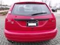 2005 Infra-Red Ford Focus ZX5 SE Hatchback  photo #4