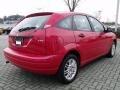 2005 Infra-Red Ford Focus ZX5 SE Hatchback  photo #5