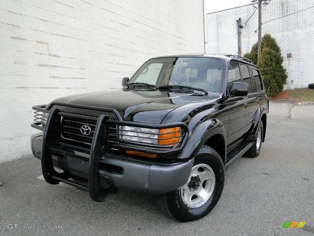 1997 Toyota Land Cruiser Supercharger http://gtcarlot.com/colors/car/24901100.html