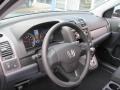 2010 Crystal Black Pearl Honda CR-V LX AWD  photo #7
