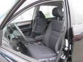 2010 Crystal Black Pearl Honda CR-V LX AWD  photo #9