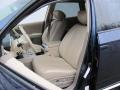 2007 Midnight Blue Pearl Nissan Murano SL AWD  photo #8