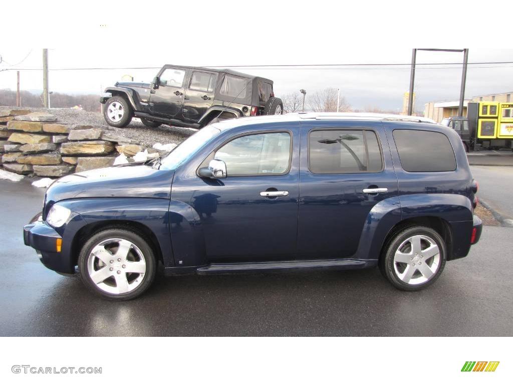 2007 imperial blue metallic chevrolet hhr lt 24901407 car color galleries. Black Bedroom Furniture Sets. Home Design Ideas
