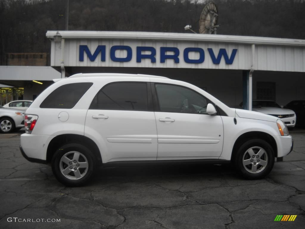 2006 Summit White Chevrolet Equinox LT AWD 24901113 Photo 7