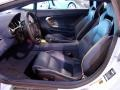 2007 Gallardo Coupe Blue Interior