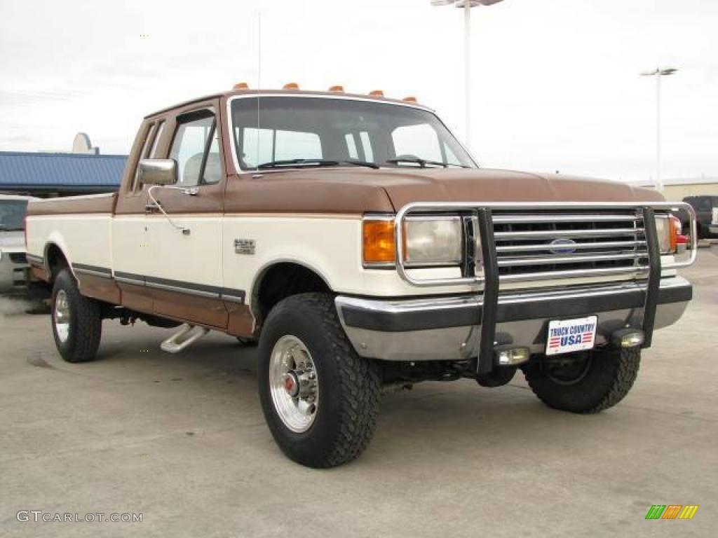 1989 f250 4x4