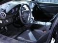 2006 SLR Semi-Aniline Black Interior