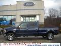Dark Blue Pearl Metallic 2010 Ford F350 Super Duty Gallery