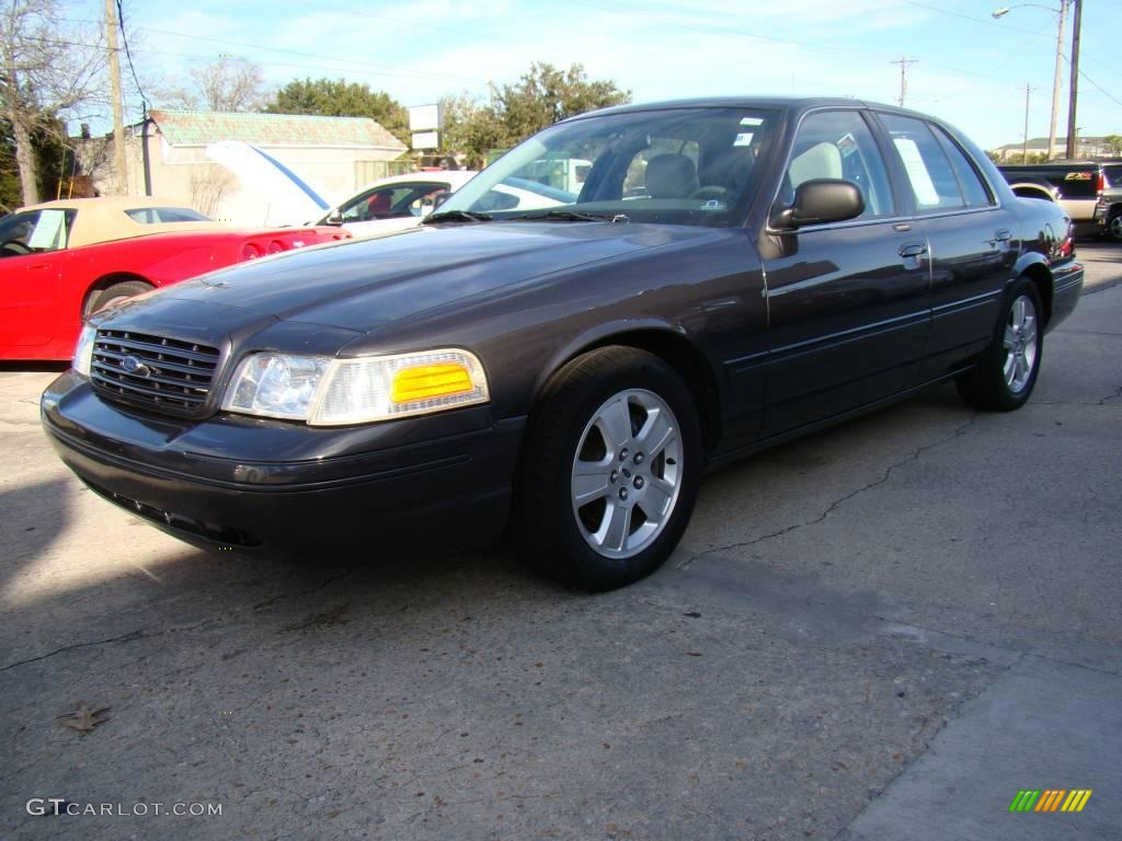 2005 midnight grey metallic ford crown victoria lx 24945180 photo 4 car color. Black Bedroom Furniture Sets. Home Design Ideas