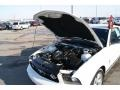 2007 Performance White Ford Mustang V6 Deluxe Coupe  photo #9